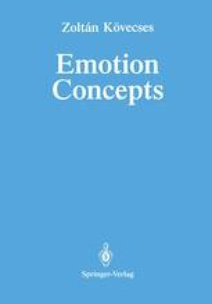 Emotion Concepts