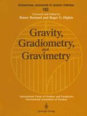 Gravity, Gradiometry and Gravimetry