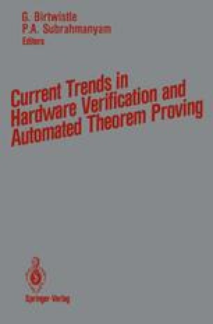Current Trends in Hardware Verification and Automated Theorem Proving