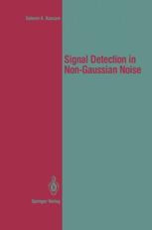 Some Univariate Noise Probability Density Function Models