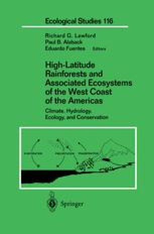 High-Latitude Rainforests and Associated Ecosystems of the West Coast of the Americas