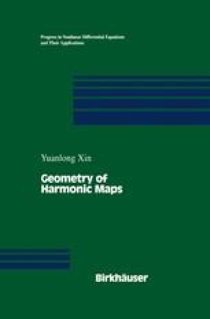 Geometry of Harmonic Maps
