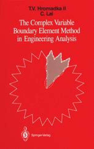 The Complex Variable Boundary Element Method in Engineering Analysis