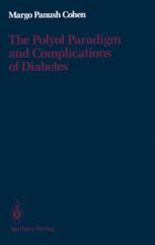 The Polyol Paradigm and Complications of Diabetes