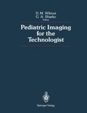 Pediatric Imaging for the Technologist