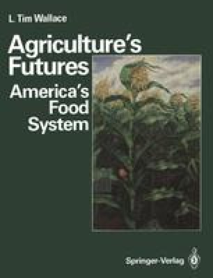 Agriculture's Futures