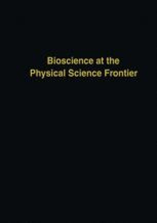 Bioscience at the Physical Science Frontier