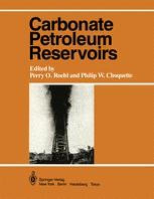 Carbonate Petroleum Reservoirs