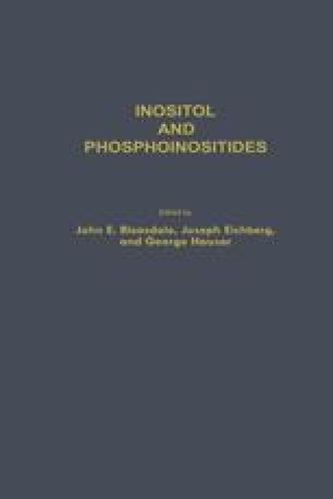 Inositol and Phosphoinositides