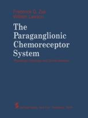 The Paraganglionic Chemoreceptor System