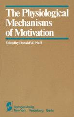 The Physiological Mechanisms of Motivation