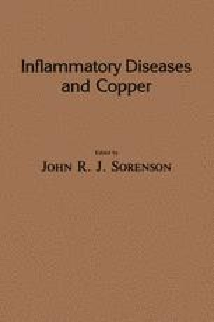 Inflammatory Diseases and Copper