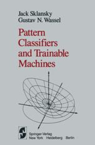 Pattern Classifiers and Trainable Machines