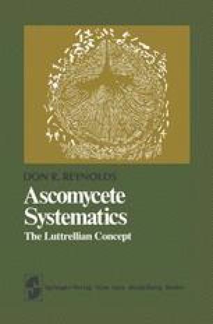 Ascomycete Systematics