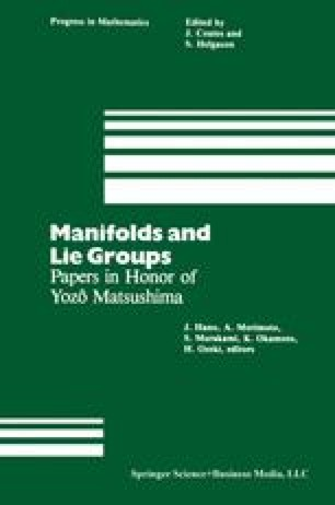 Manifolds and Lie Groups