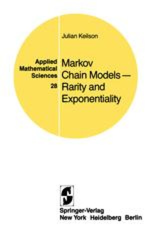 Markov Chain Models — Rarity and Exponentiality