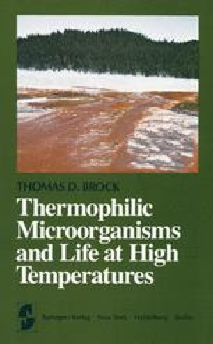 Thermophilic Microorganisms and Life at High Temperatures