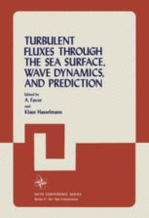 Turbulent Fluxes Through the Sea Surface, Wave Dynamics, and Prediction