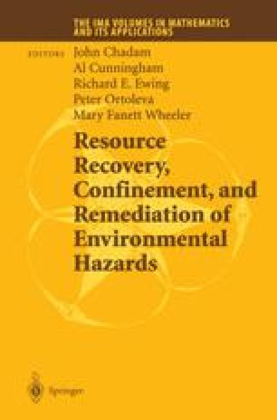 Resource Recovery, Confinement, and Remediation of Environmental Hazards