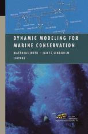 Dynamic Modeling for Marine Conservation