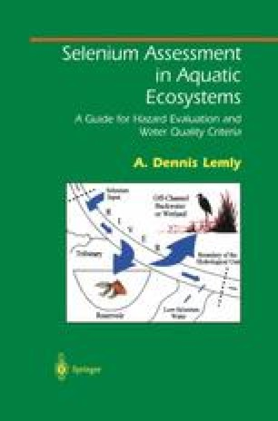 Selenium Assessment in Aquatic Ecosystems