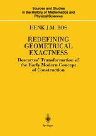 Redefining Geometrical Exactness