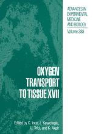 Oxygen Transport to Tissue XVII