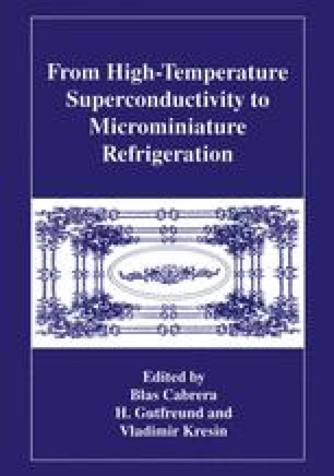 From High-Temperature Superconductivity to Microminiature Refrigeration