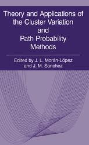 Theory and Applications of the Cluster Variation and Path Probability Methods