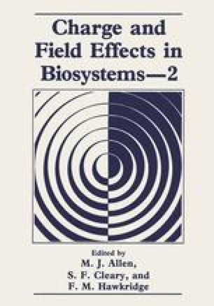 Charge and Field Effects in Biosystems—2
