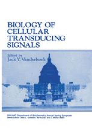 Biology of Cellular Transducing Signals