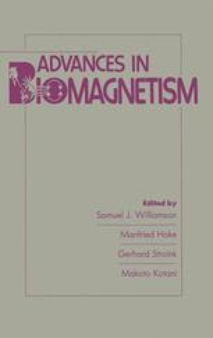 Advances in Biomagnetism