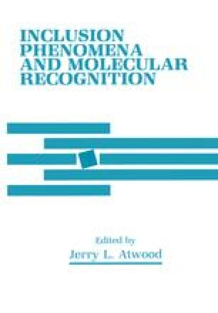 Inclusion Phenomena and Molecular Recognition