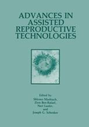 Advances in Assisted Reproductive Technologies