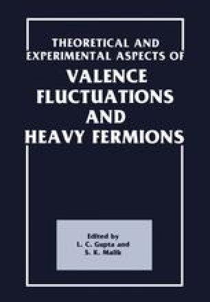 Theoretical and Experimental Aspects of Valence Fluctuations and Heavy Fermions