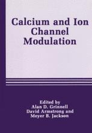 Calcium and Ion Channel Modulation