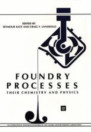 Foundry Processes