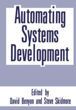 Automating Systems Development