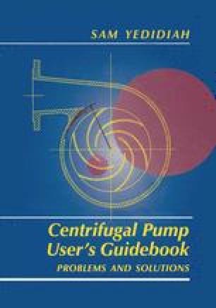 Centrifugal Pump User's Guidebook