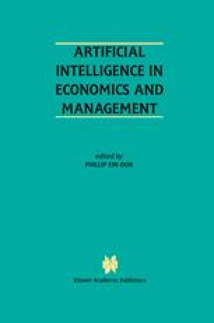 Artificial Intelligence in Economics and Managment
