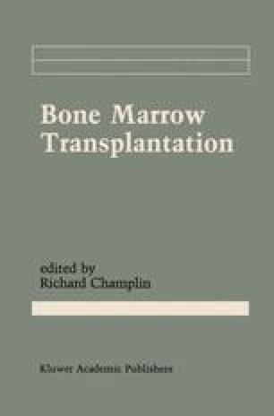 Bone Marrow Transplantation
