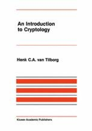 An Introduction to Cryptology