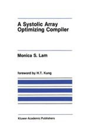 A Systolic Array Optimizing Compiler