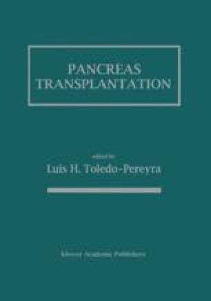 Pancreas Transplantation