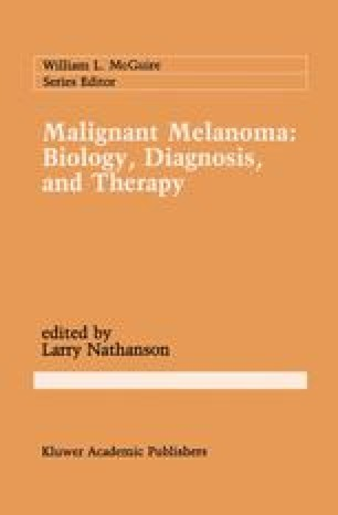 Malignant Melanoma: Biology, Diagnosis, and Therapy