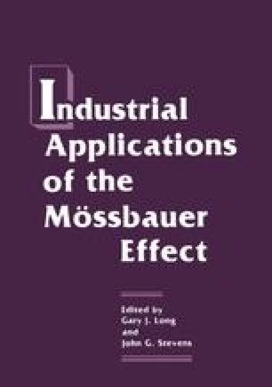 Industrial Applications of the Mössbauer Effect