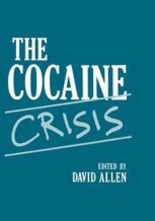 The Cocaine Crisis