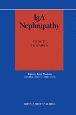 Associated Diseases in IgA Nephropathy | SpringerLink