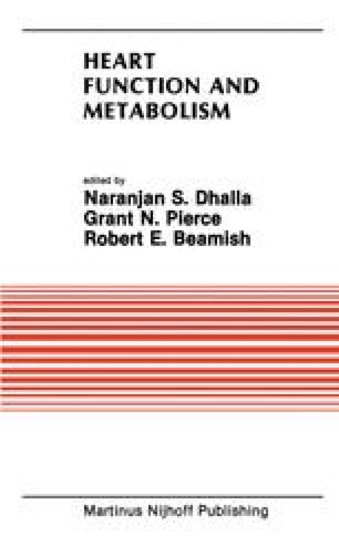 Heart Function and Metabolism