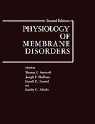 Physiology of Membrane Disorders